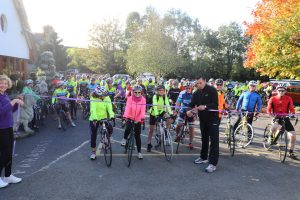 Griffins Garden Centre – Cycle for Charity