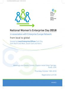 National Women's Enterprise Day – From local to global
