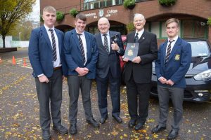140 YEAR HISTORY OF FAMOUS CORK SCHOOL LAUNCHED