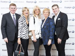 Kearys BMW launches new 3 series in Style at Brown Thomas Cork