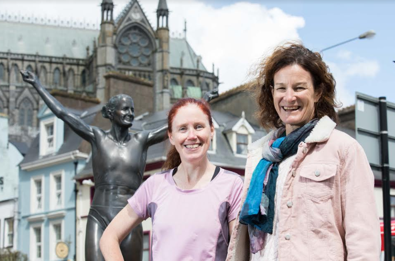 A play about Cork athlete, Sonia O'Sullivan is hitting The Everyman this summer