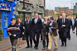 An Taoiseach, Leo Varadkar's visit to Midleton 12/04/19