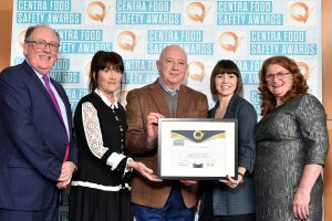 Cork Centra stores are a shining example at 2019 Centra Quality Awards