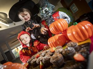 Spooky Halloween Charity Event in Cork