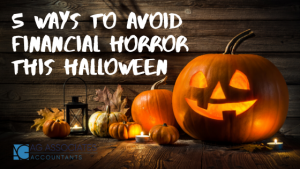 5 Financial Halloween Horrors to Avoid This Scary Season – AG Associates