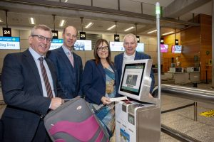 Self-service bag tag and drop kiosks installed at Cork Airport as part of continuous improvement programme