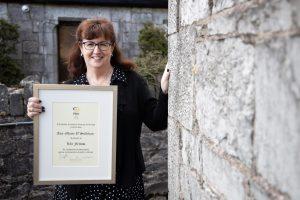 Cork Communications Trailblazer and CEO of AM O'Sullivan PR, Ann-Marie O'Sullivan, named as a PRII Life Fellow